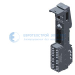 SIMATIC ET 200SP, базовый блок BU20-P12+