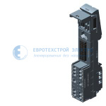 SIMATIC ET 200SP, базовый блок BU20-P6+